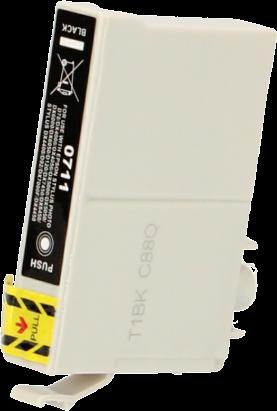 FLWR Epson T0715 Multipack zwart en kleur