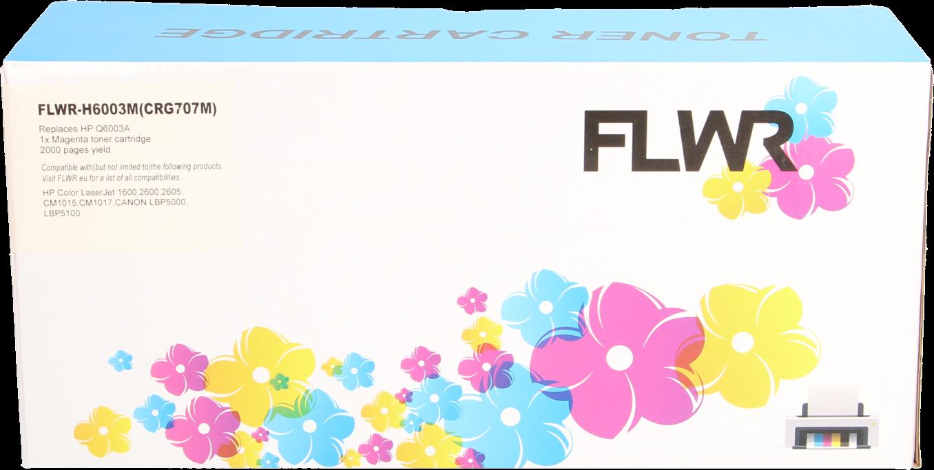 FLWR HP 124A magenta