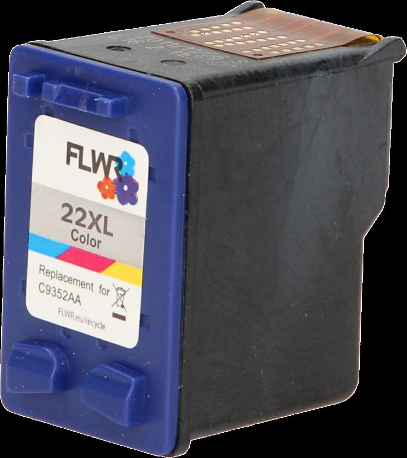 FLWR HP 22XL kleur