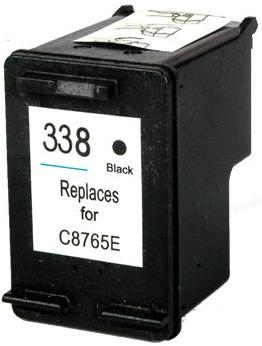 FLWR HP 338 zwart