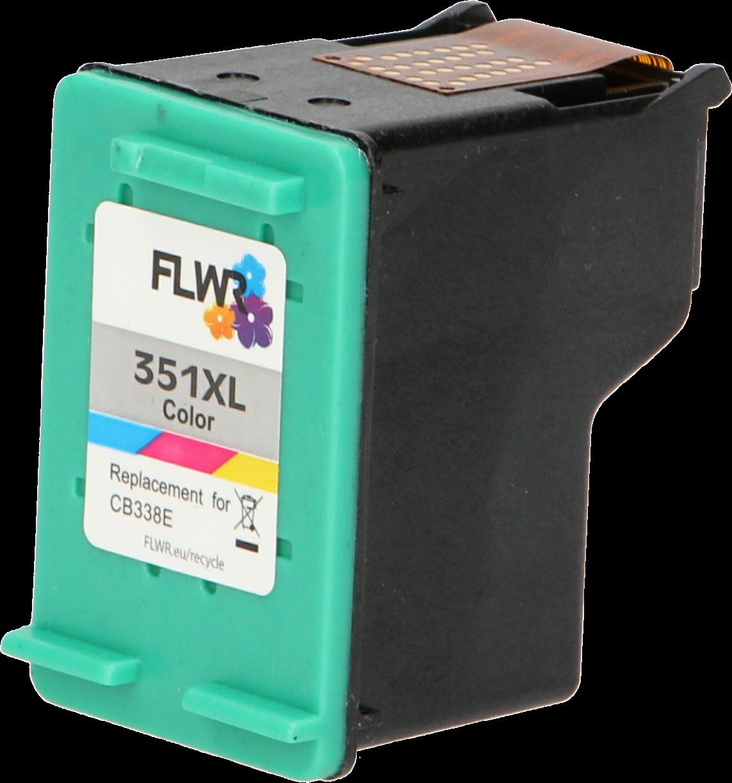 FLWR HP 351XL kleur