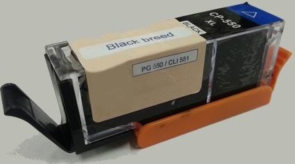 Eetbaar PGI-550BK zwart