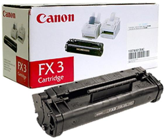 Canon FX-3 zwart