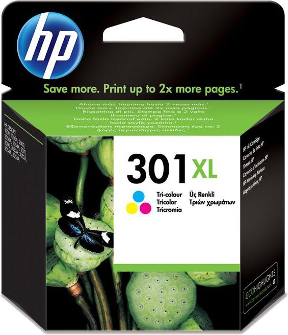 HP 301XL kleur