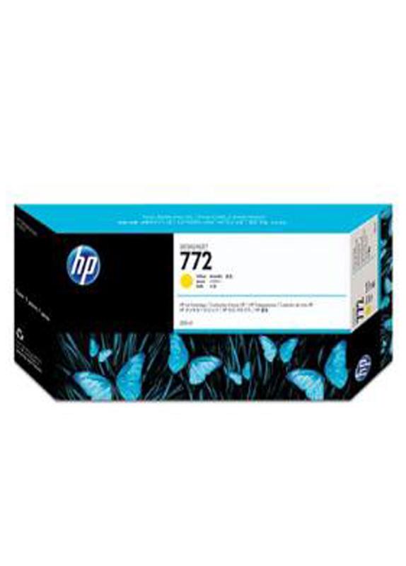 HP 772 geel