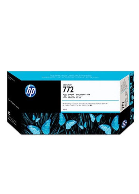 HP 772 foto zwart