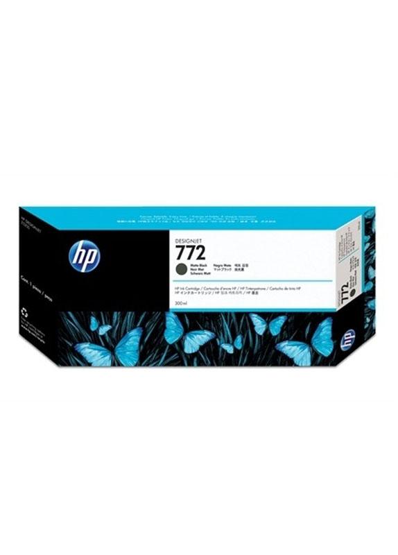 HP 772 mat zwart