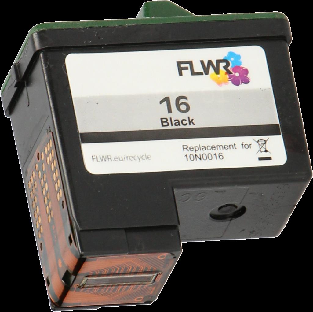 FLWR Lexmark 16 zwart