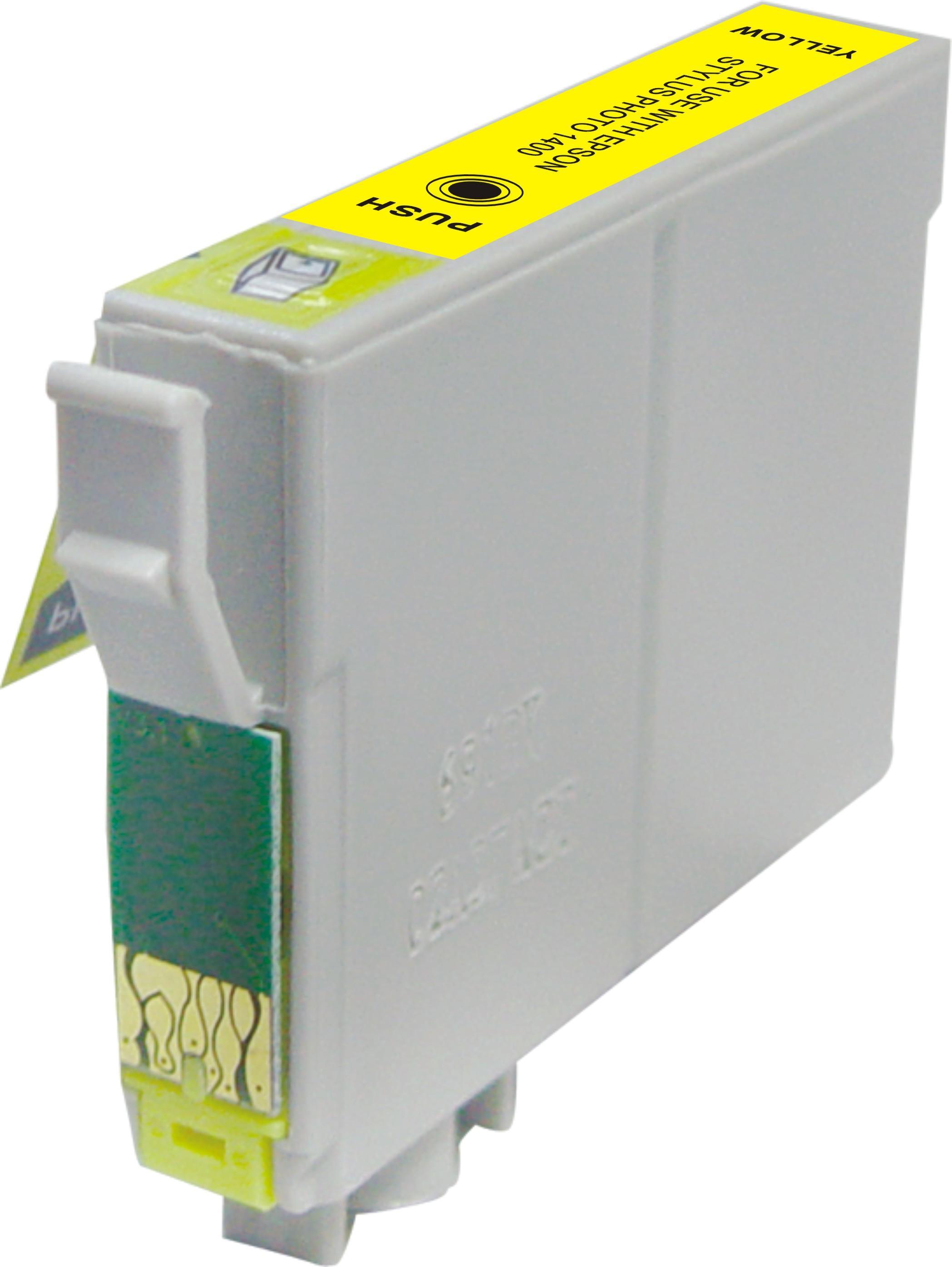 Huismerk Epson T0794 geel