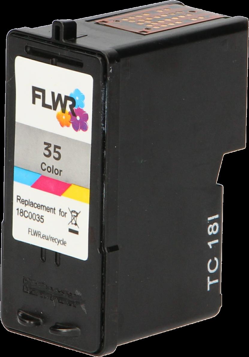 FLWR Lexmark 35XL kleur