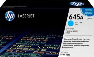 HP 645A cyaan