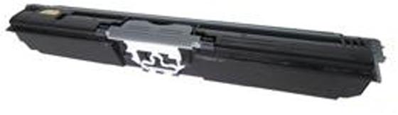 Huismerk Oki C110/C130/MC160 zwart