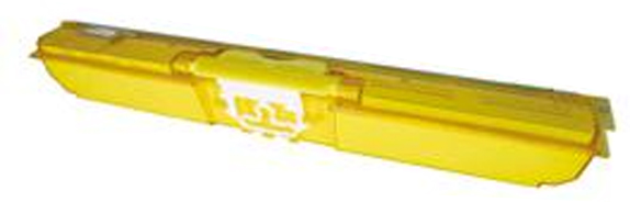 Huismerk Oki C110/C130/MC160 geel