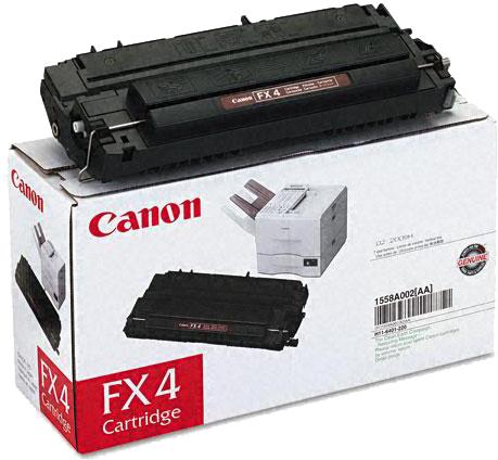 Canon FX-4 zwart
