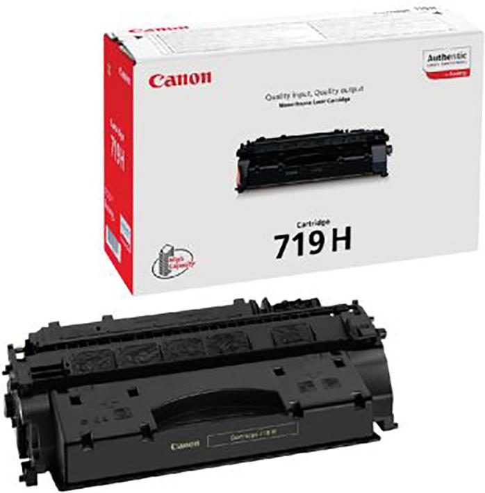 Canon CRG-719H zwart