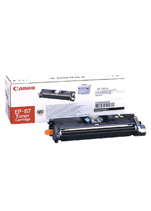 Canon EP-87 zwart