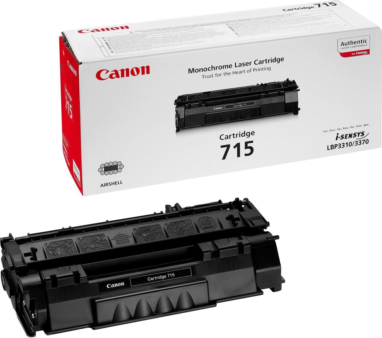 Canon 715 zwart