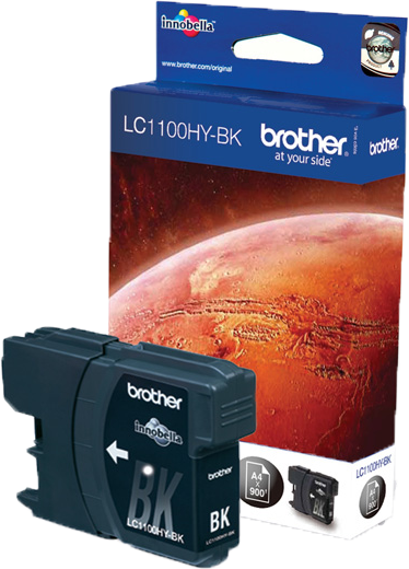 Brother LC-1100HY zwart