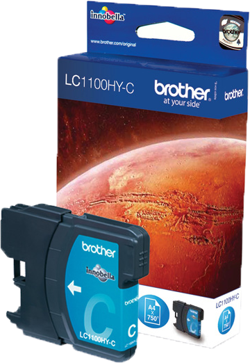 Brother LC-1100HY cyaan