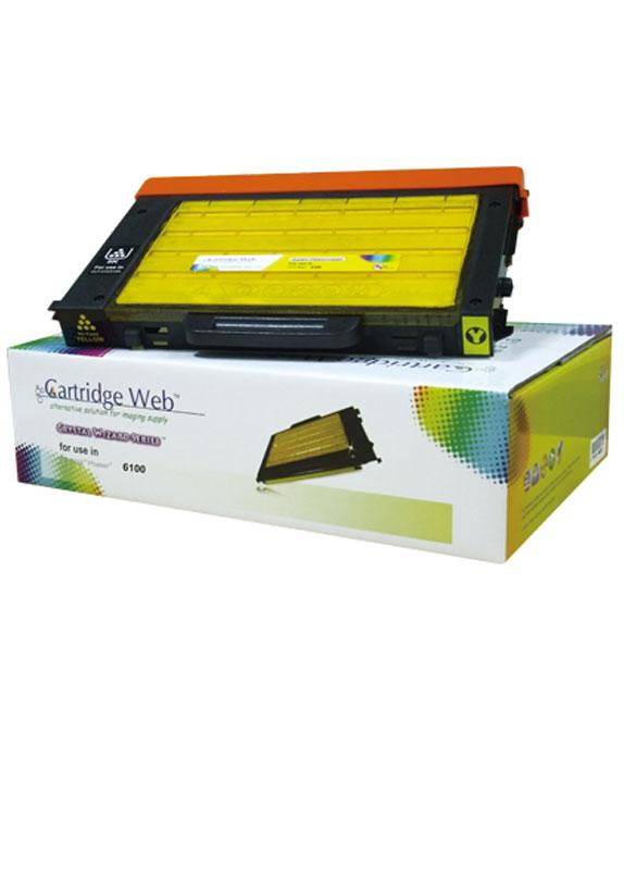 Huismerk Xerox Phaser 6100 geel