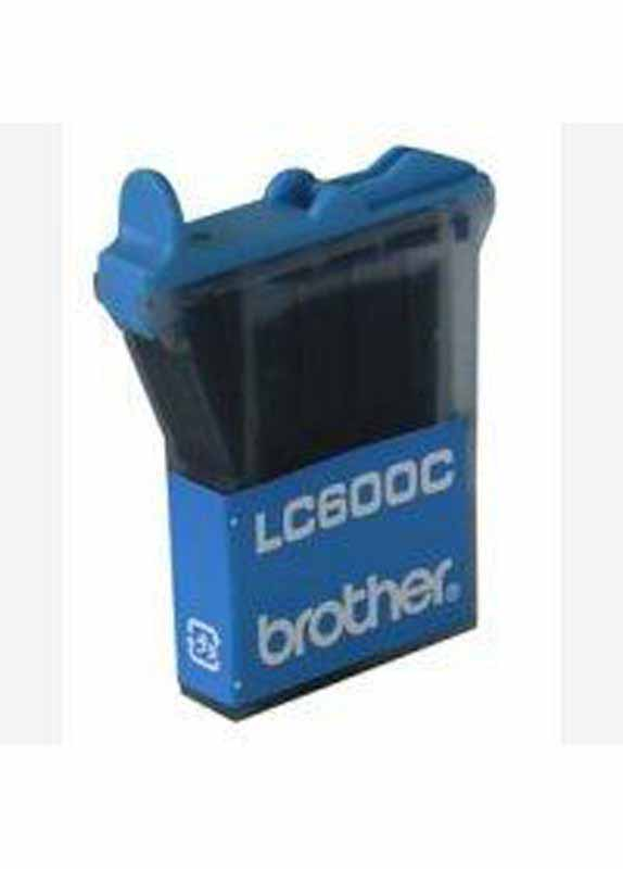 Brother LC-600C cyaan