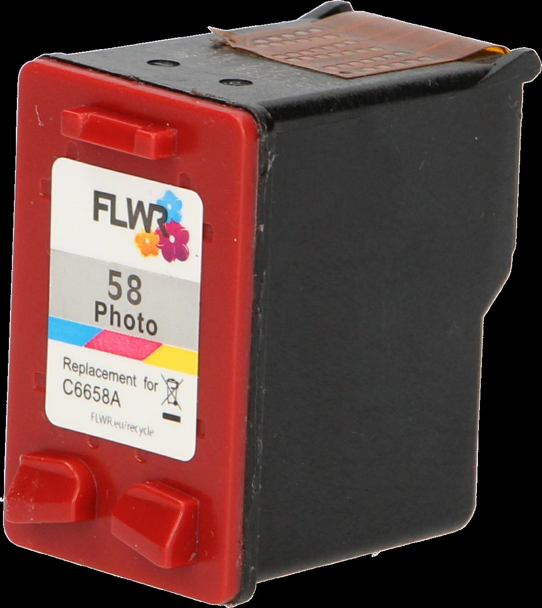 FLWR HP 58 foto kleur