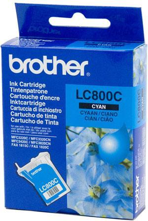 Brother LC-800C cyaan