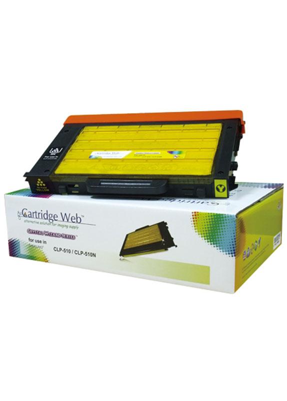Huismerk Samsung CLP-510 geel