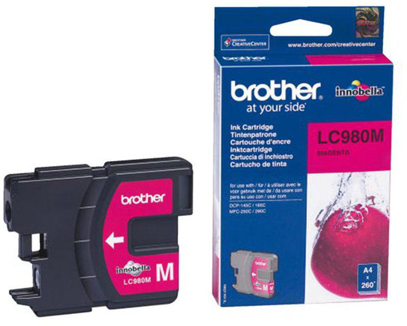 Brother LC-980M magenta