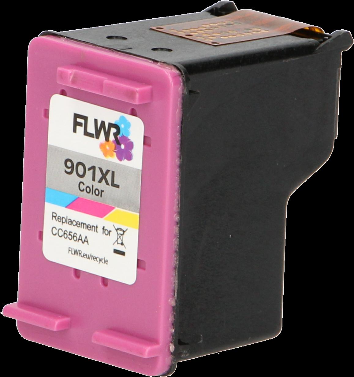 FLWR HP 901XL kleur