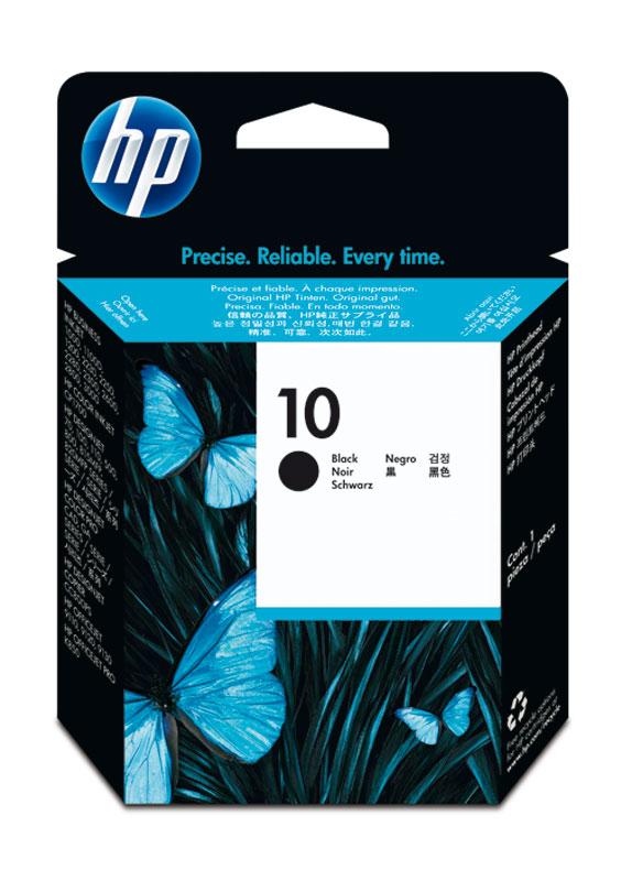 HP 10 printkop zwart