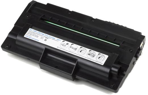 Huismerk Dell 1600X zwart