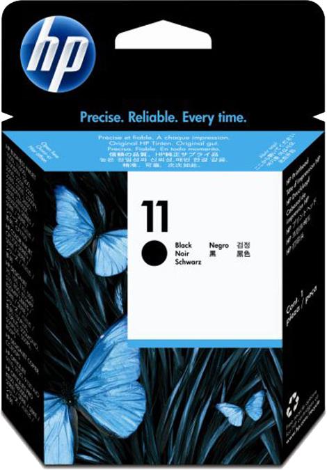 HP 11 printkop zwart