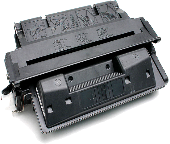 Huismerk HP C4127X zwart
