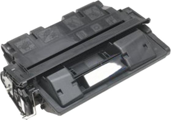 Huismerk HP 61X hc zwart