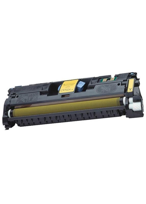 Huismerk HP 121A geel