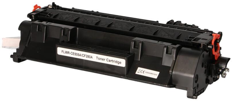 FLWR HP CE505A / CF280A zwart