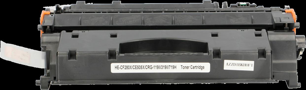 FLWR HP CE505X zwart