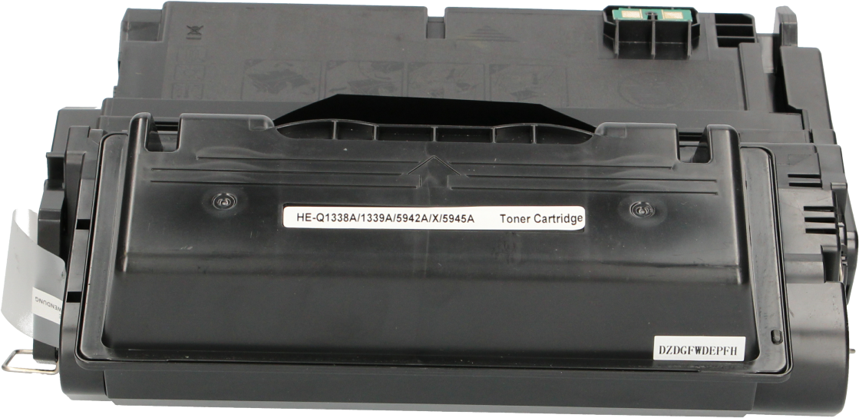 Huismerk HP 45A / 38A / 39A / 42A zwart