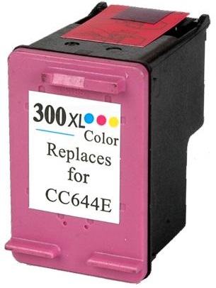 HP 300XL kleur