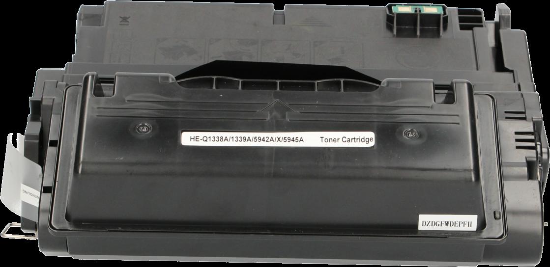 FLWR HP 42X zwart
