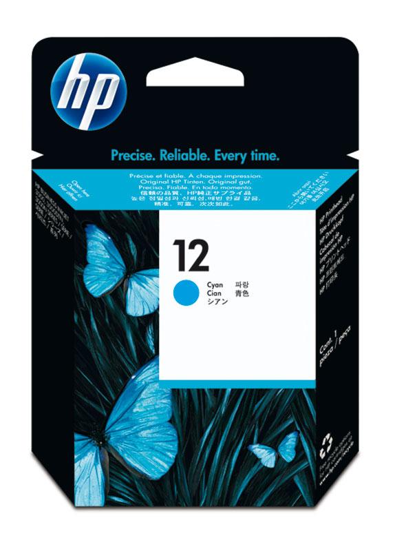 HP 12 printkop cyaan
