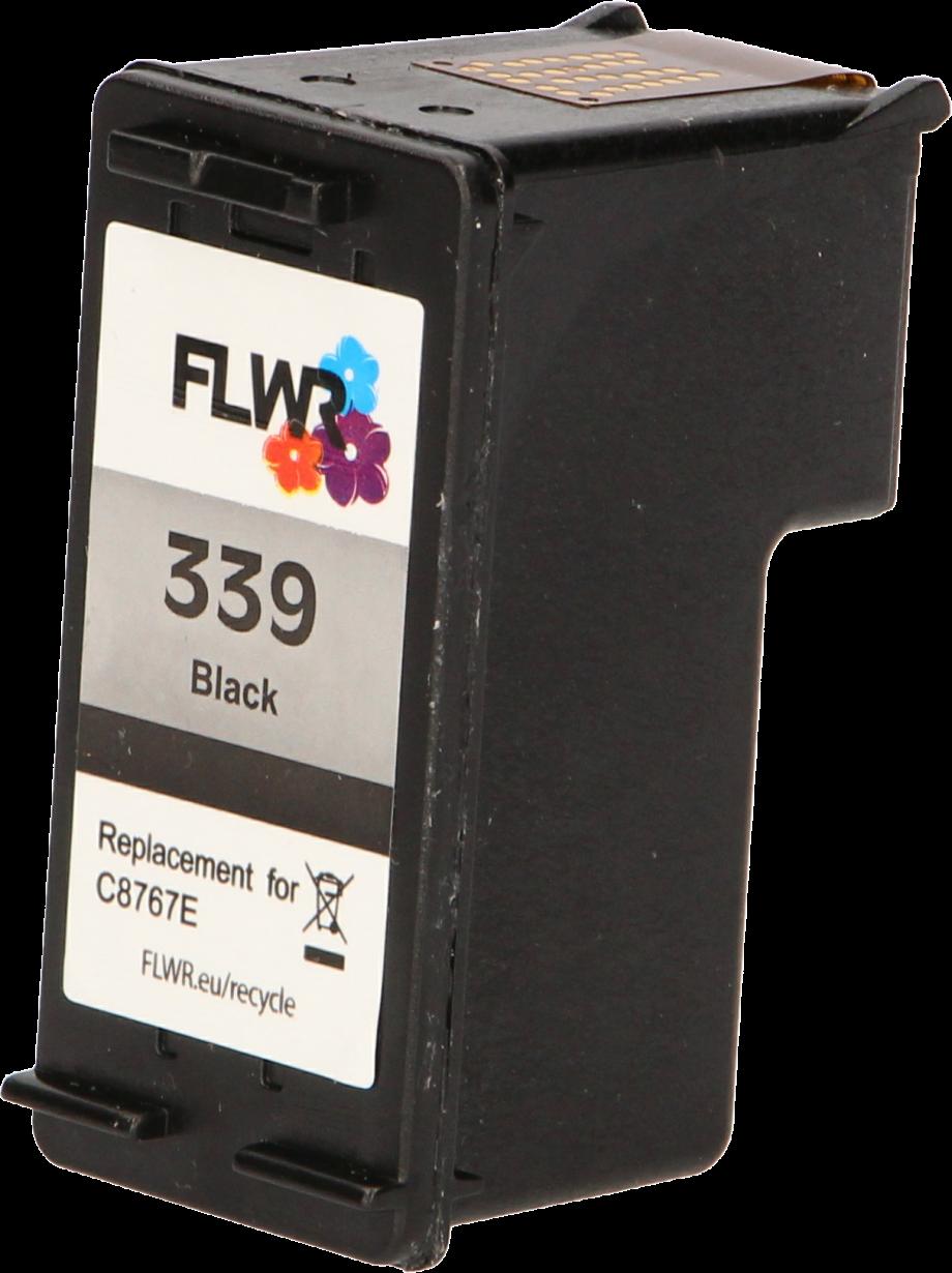 FLWR HP 339 zwart