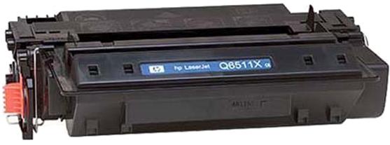 Huismerk HP 11X zwart