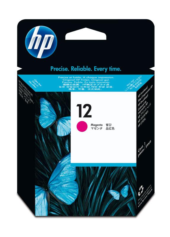 HP 12 printkop magenta