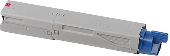 Huismerk Oki C3300 / C3400 / C3450 / C3600 magenta