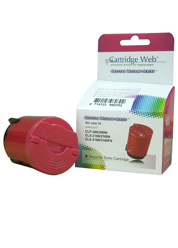Huismerk Samsung CLP-M300A magenta