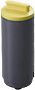 Huismerk Samsung CLP-350Y geel