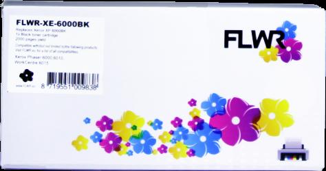 FLWR Xerox Phaser 6000 / 6010 zwart