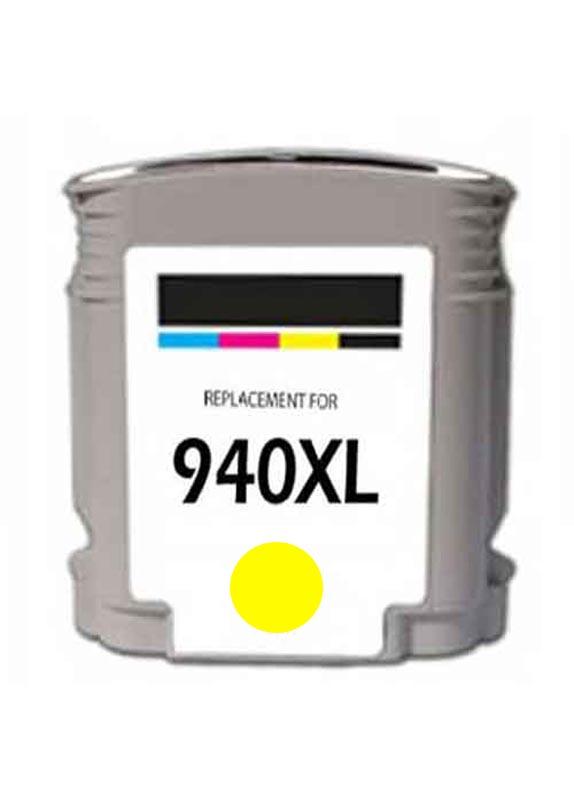 Huismerk HP 940XL geel